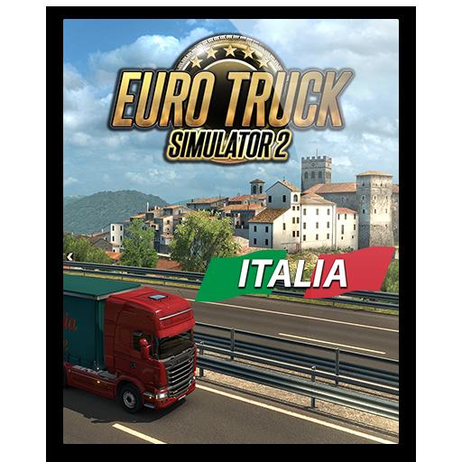 Icon Euro Truck Simulator Italia