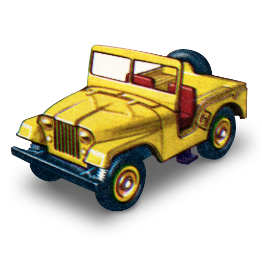 Standard, Jeep Icon Free Of Matchbox Cars Icons