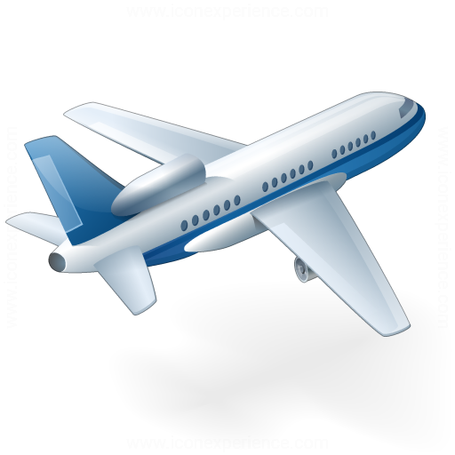 Iconexperience V Collection Airplane Icon