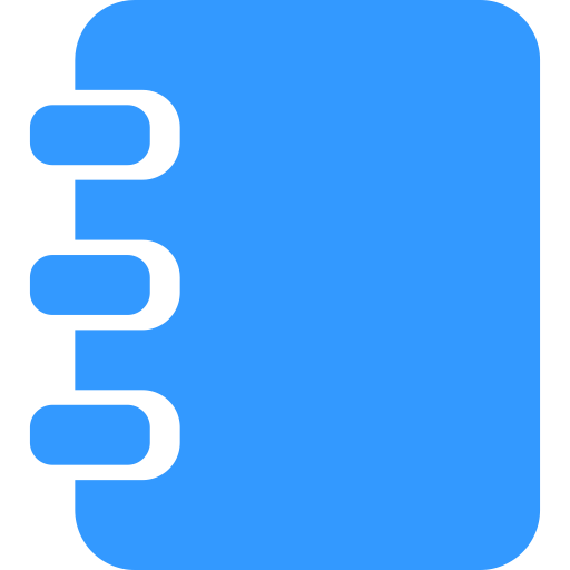 Diary Content, Diary, Journal Icon With Png And Vector Format