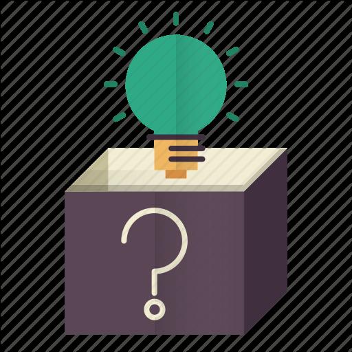 Box, Creative, Idea, Knowledge, Outside, The, Think Icon
