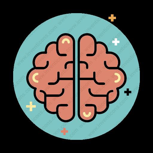 Download Knowledge,brain,awareness Icon Inventicons