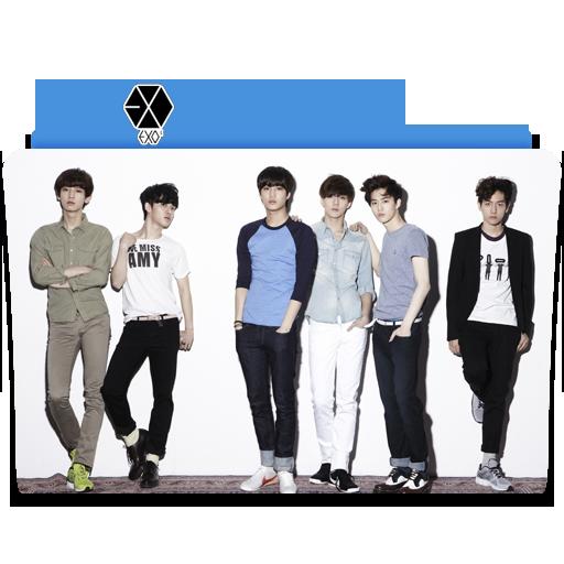 Exo K Mama Folder Icon