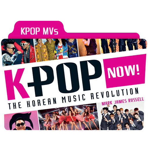 Kpop Music Videos Folder Icon