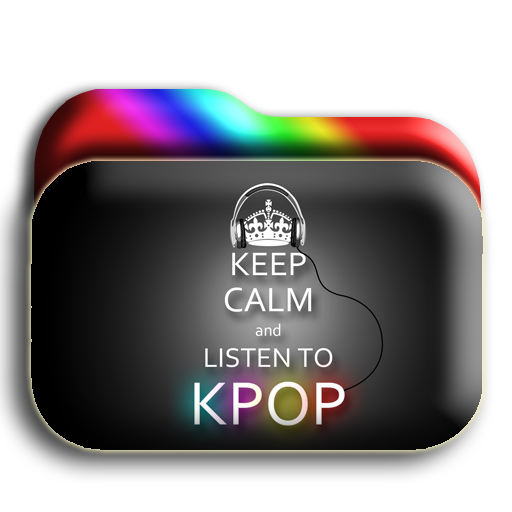 Kpop Windows Folder Icon