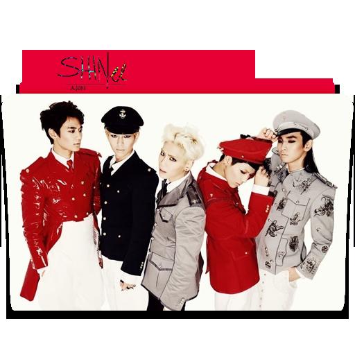 Shinee Everybody Folder Icon