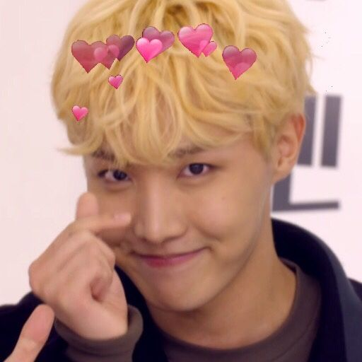 Kpop Heart Icons Tumblr Crushes Bts Memes, Kpop