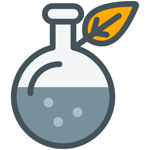 Lab, Flask, Leaf, Sciencie, Scientific Icon Free Of Science Line Icons