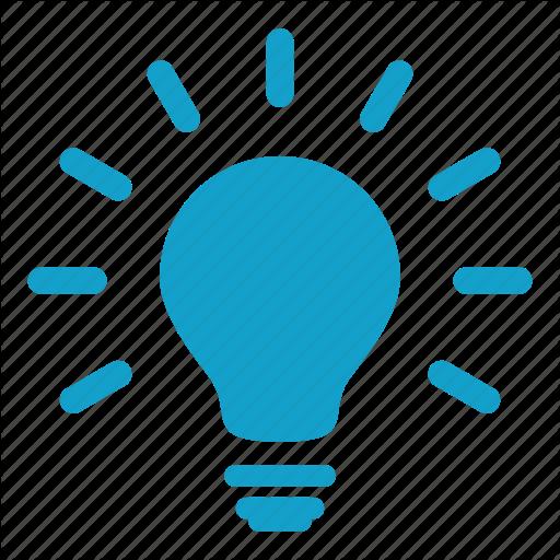 Bright, Fluorescent, Heat, Idea, L Light Bulb, Source Icon