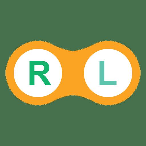 Lens Contact Icon