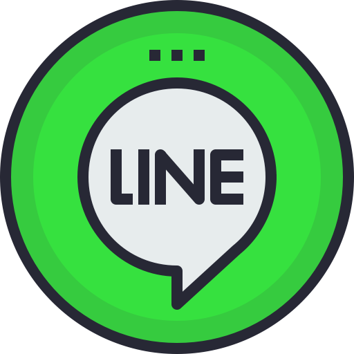 Line Icon Free Of Social Media Colored Icons