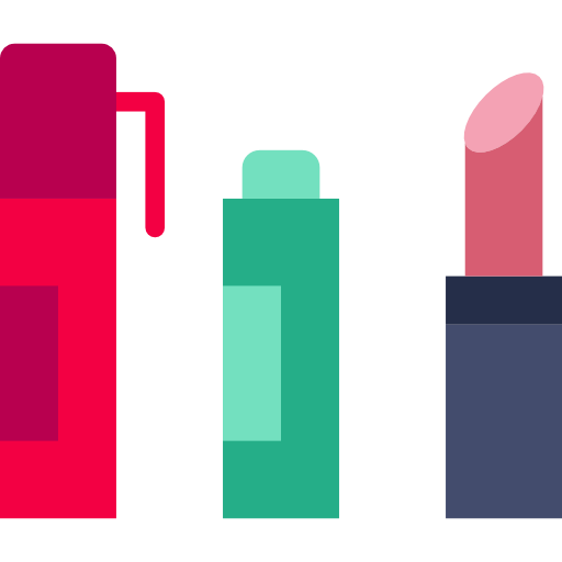Beauty Salon, Lipstick, Makeup Icon
