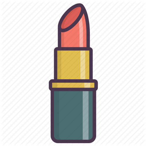 Care, Fashion, Cosmetics, Makeup, Beauty, Lipstick Icon