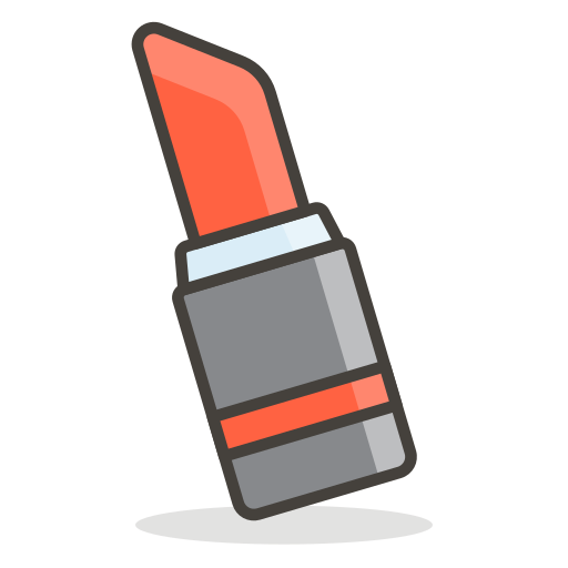 Lipstick Icon Free Of Free Vector Emoji