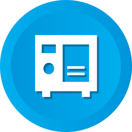 Bank, Money, Safe, Locker, Security Icon Free Of Ios Web User