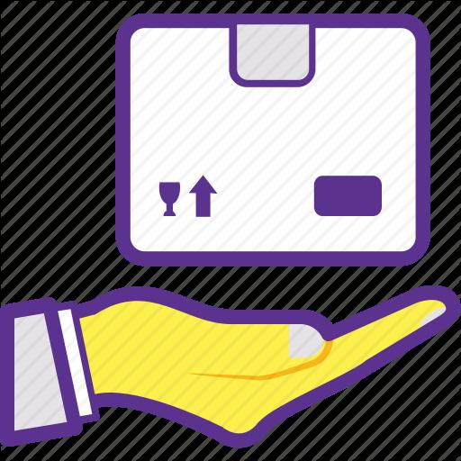 Delivery Service Concept, Logistic Services, Logistic Services