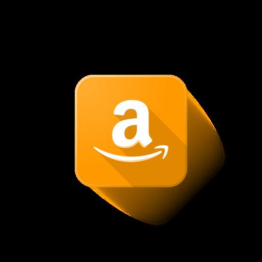 Amazon, Logo Icon Free Of Popular Web Logos Button