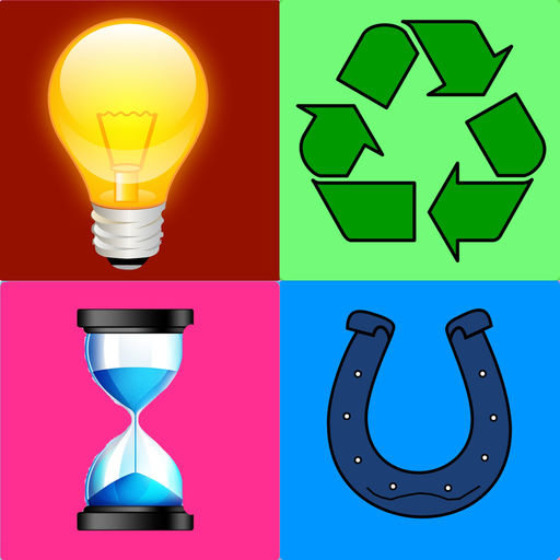 Symbol, Sign And Logo Quiz Pro What's The Word,a Word Brain