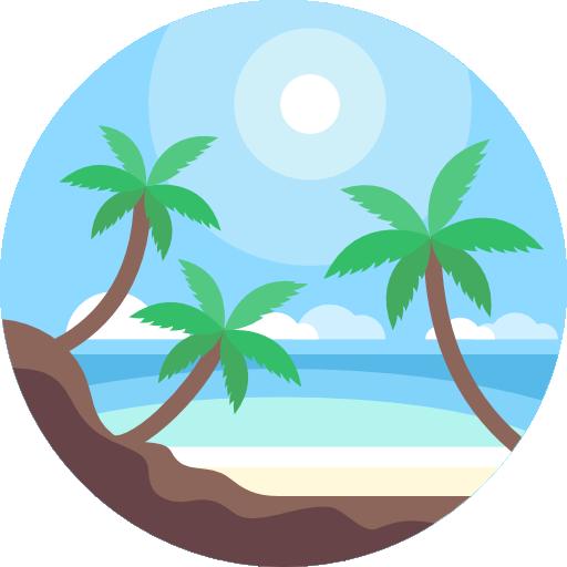 Nature Island Icon
