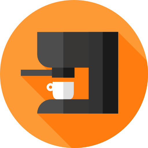 Coffee Machine Icon Coffee Shop Freepik