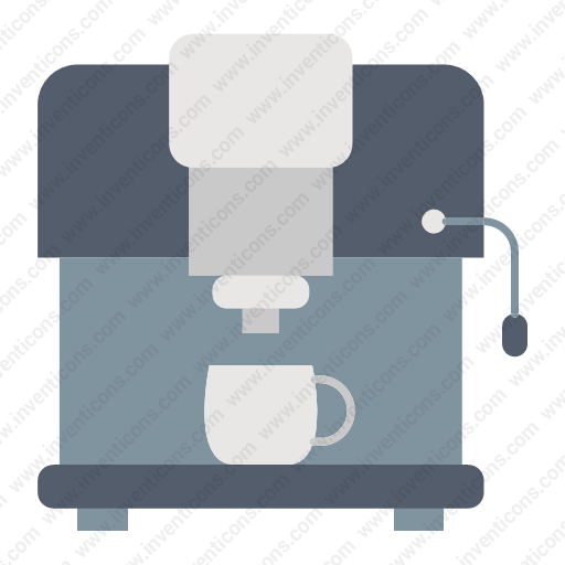 Download Coffee,coffee,machine,maker Icon Inventicons