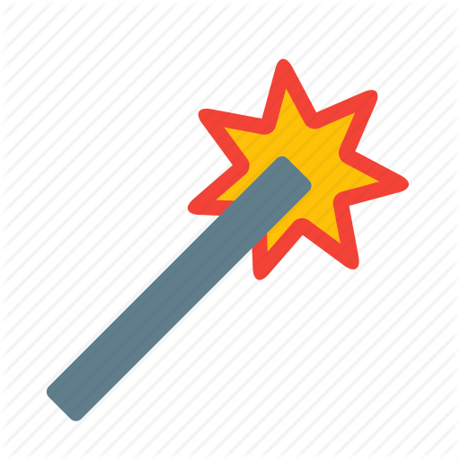 Design, Graphic, Magic, Select, Tool, Wand Icon