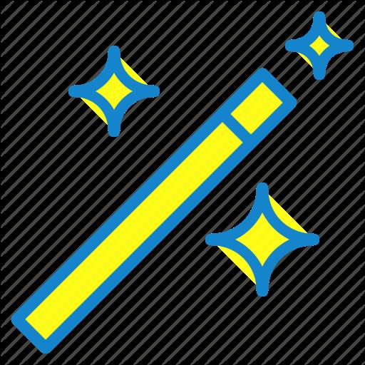 Magic, Magic Wand Tool, Tool, Wand Icon