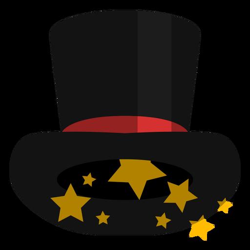 Magic Top Hat Icon