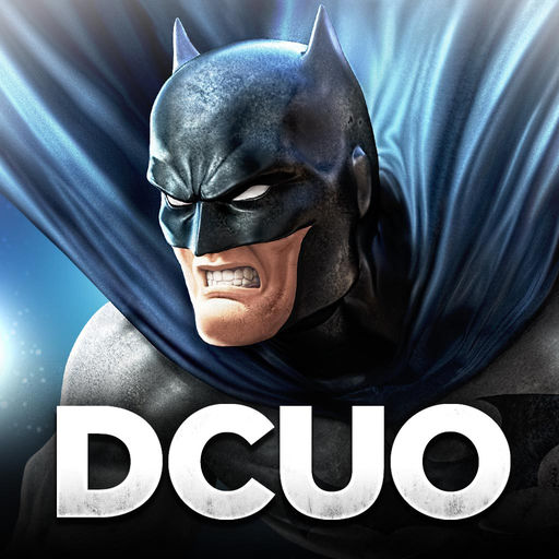 Dcuo Mobile Mainframe