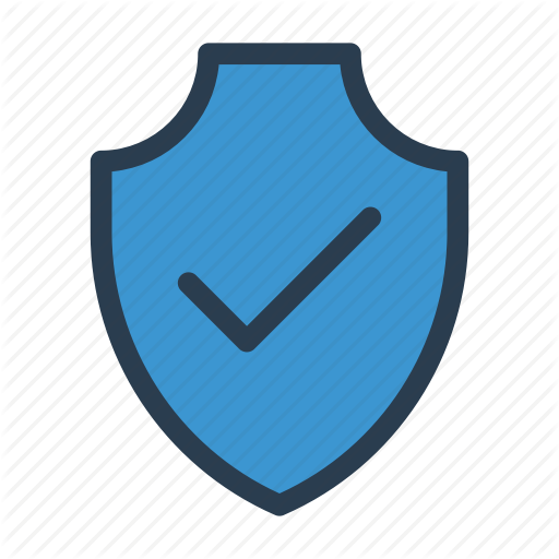 Check, Protection, Security, Shield, Tick Icon