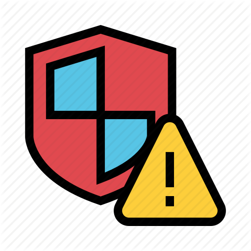 Error, Exclamtion, Protection, Shield, Warning Icon
