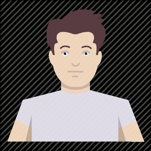 Boy, Headshot, Male, Man, Person, Profile Icon