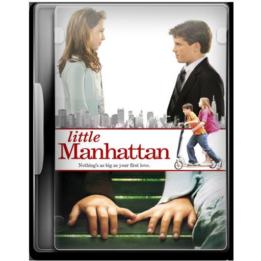 Little Manhattan Icon Movie Mega Pack Iconset