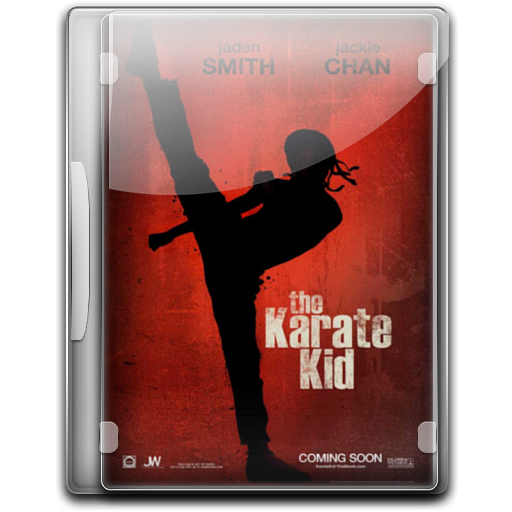 Karate Kid Icon English Movie Iconset Danzakuduro