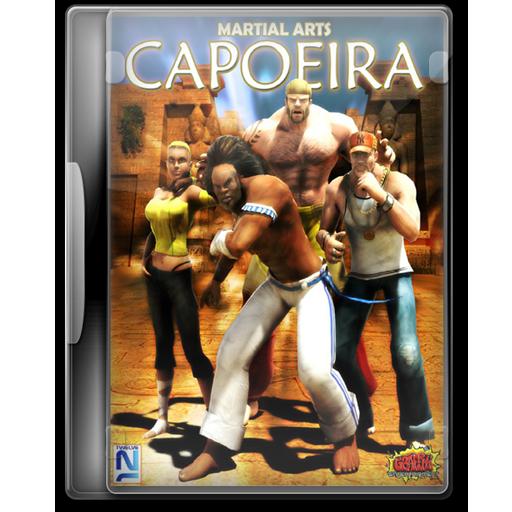 Martial Arts Capoeira Icon