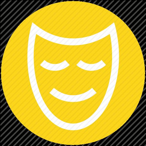 Celebrations, Circus, Circus Mask, Face Mask, Festivity, Mask Icon