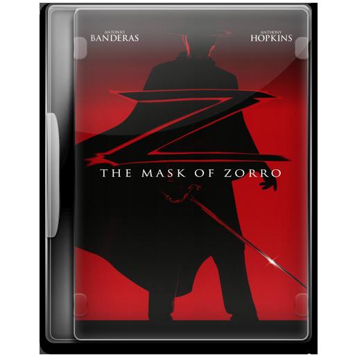 The Mask Of Zorro Icon Movie Mega Pack Iconset