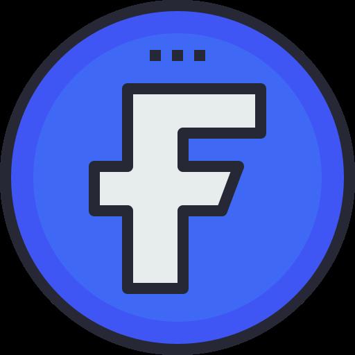 Facebook, Social, Social Icon, Media, Network, Logo Icon