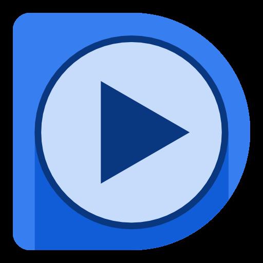 Media Daumplayer Icon Plex Iconset