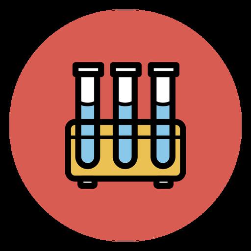 Test Tubes Icon Medical Icons
