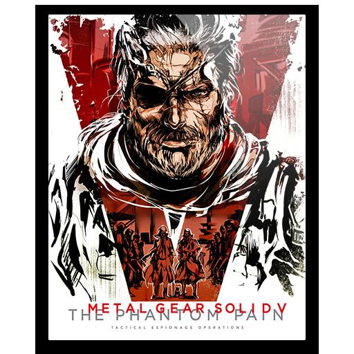 Icon Metal Gear Solid V The Phantom Pain