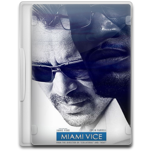 Miami Vice Icon Movie Mega Pack Iconset