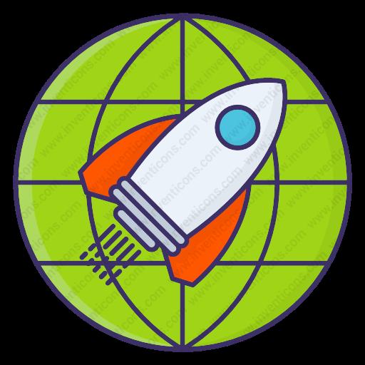 Download Mission Icon Inventicons