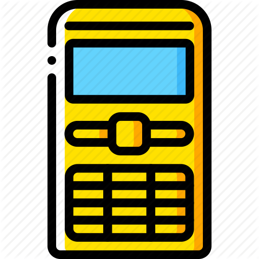 App, Business, Calculator, Maths, Yellow Icon
