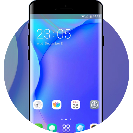 Vivo Pro Free Android Theme U Launcher