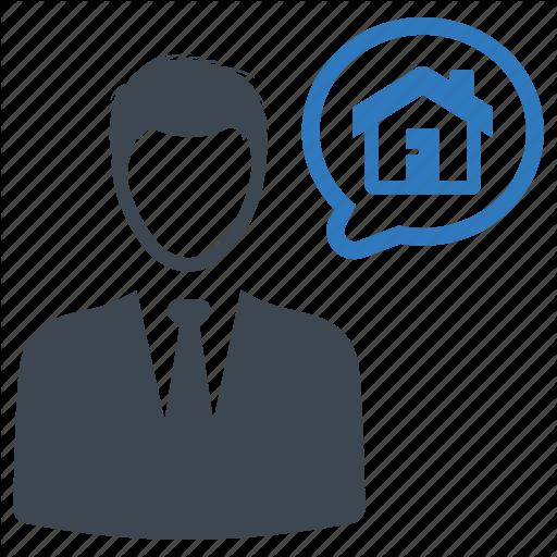 Agent, Consultant, Mortgage, Realtor Icon