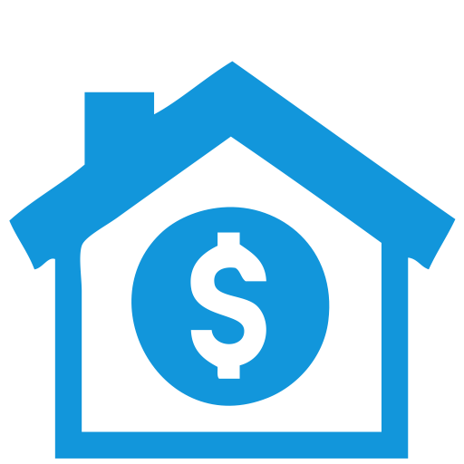Mortgage, Home Mortgage, Loan Icon With Png And Vector Format