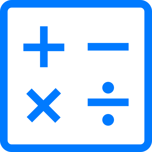 Mortgage Calculator, Calculator, Equal Icon With Png And Vector