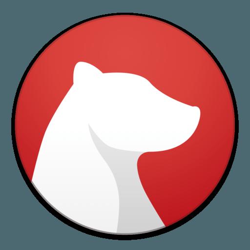 Bear Macos Icon Gallery
