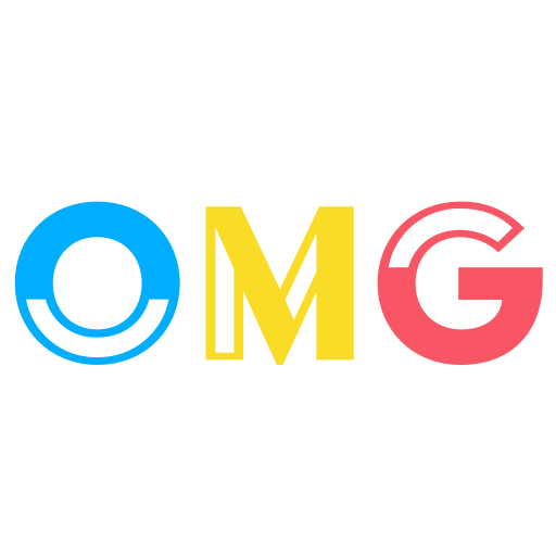 Expression, Layer, Oh My God, Omg, Photo, Sticker, Word Icon
